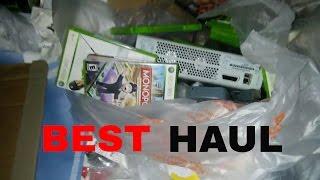 BEST!!! Gamestop Dumpster Dive Night #41