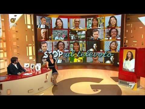 G'day – G'DAY con Geppi Cucciari 16/11/2011 – Stop al Televoto con Camila Raznovich