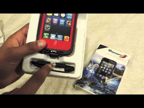 Fake LifeProof Case Review and Test on iPhone 5