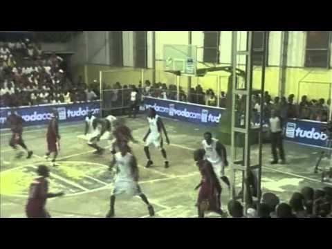 Ferroviario da Beira vs. Maxaquenne de Maputo Mozambique Vodacom Championship (2011-12')