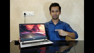 Asus X507U Laptop Unboxing And First Impression