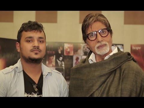Aap Bhi SHAMITABH Contest Winner 1 | Amitabh Bachchan & Dhanush