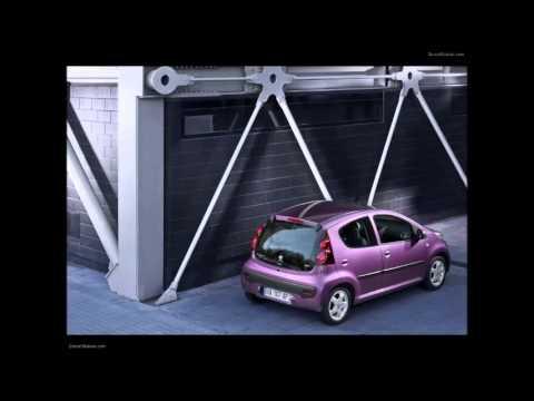 Новый 2013 Peugeot 107, обзор