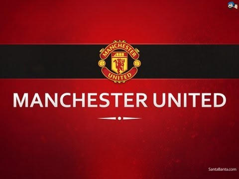Glory Glory Man United Karaoke video