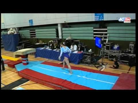 Ruby Harrold - British Team Championships- Vault