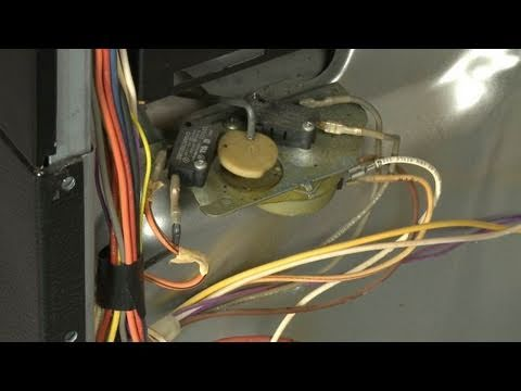 Oven Door Lock Motor Replacement Kenmore Gas Range