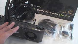 PNY XLR8 GTX 580 Liquid Cooled Graphics Cards Review