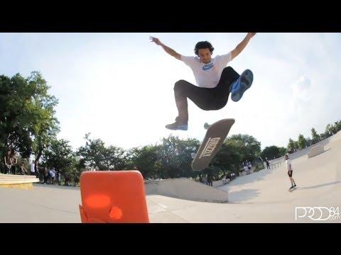 Paul Rodriguez - Wilson Park 2014