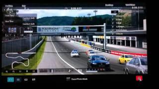 Gran Turismo 5 Standard VS Premium cars (Honda civic Type R) in game