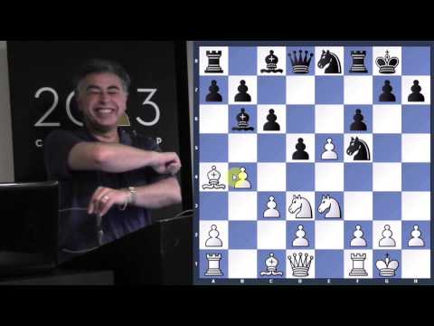 Lecture with GM Yasser Seirawan (Chess Genius | Morozevich vs. Svidler) - 2013.05.29
