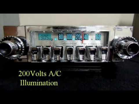1960 Chrysler 300F FM conversion