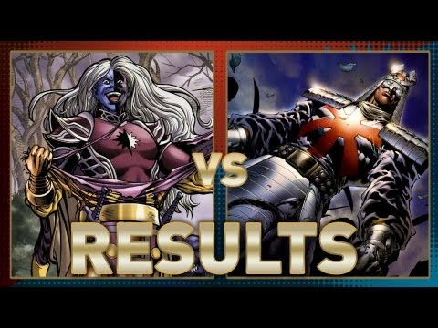 Malekith vs. Silver Samurai: Fanboy Faceoff Results