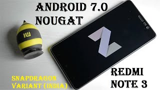 CyanogenMod 14 [Android 7.0] for Redmi Note 3: How to Install + Quick Features Overview