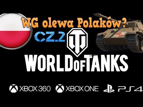 Czy WG olewa Polskich graczy? Cz.2 - NEWS - |WoT Console PL|