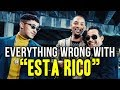 """Everything Wrong With Marc Anthony, Will Smith, Bad Bunny - """"Está Rico"""""""