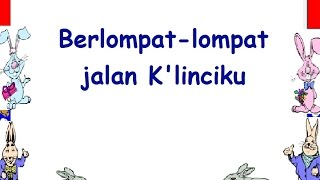 KELINCIKU (LIRIK) - Lagu Anak - Cipt. Pak Tono - Musik Pompi S.
