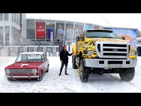 ОБЗОР: КОПЕЙКА VS FORD F 650