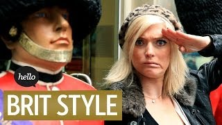 What Are British Trendsetters Wearing? Take Cue! | Hello Street Style