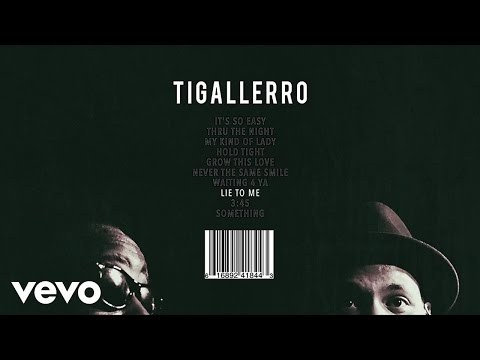 Phonte, Eric Roberson - Lie to Me (Audio)