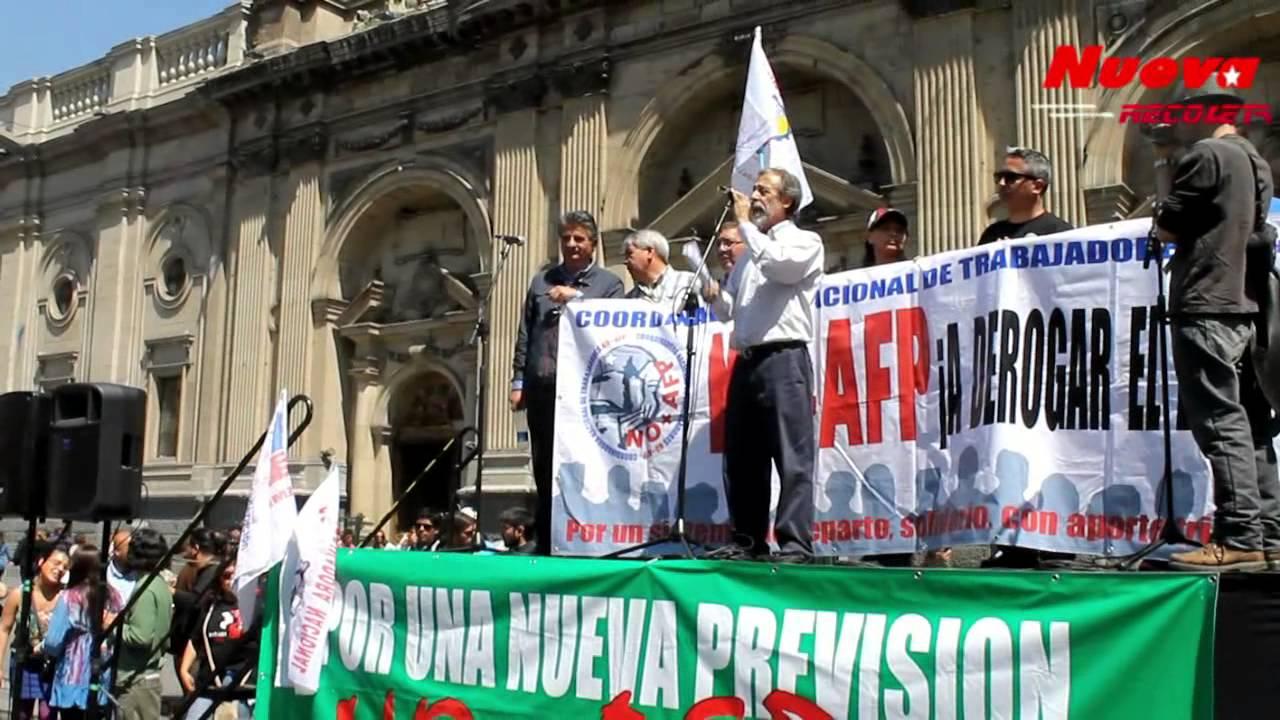 AFP: LUIS MESINA analiza informe de la Comisión Bravo