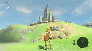 The Legend of Zelda Breath of the Wild - Great Plateau: Hylian Trousers In Chest, Bokoblin (2019)