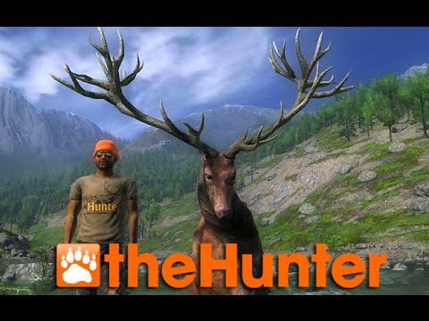 the Hunter - Red Deer Monsters on Val-Des-Bois 2016