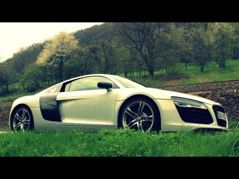 ' 2013 / 2014 Audi R8 S tronic ' Test Drive & Review - TheGetawayer