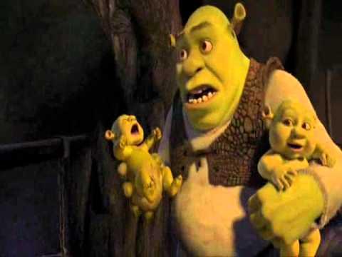 Shrek 3 baby nightmare full
