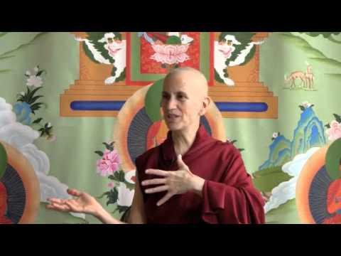 14 Immeasurable Joy and Equanimity - White Tara Retreat - 12-27-10 BBCorner