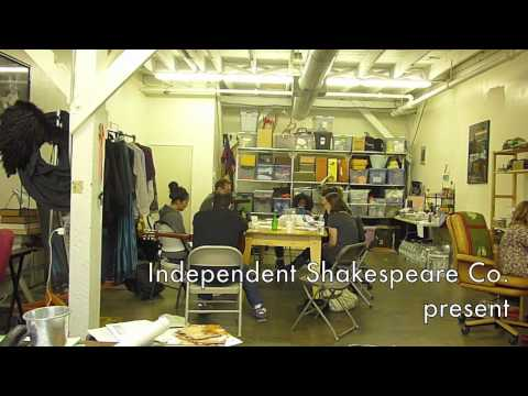 Independent Shakespeare Co.  Workshop Dream 2012
