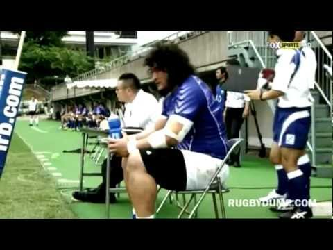 Rugby Club Plays of the Week - June Tests|Super Rugby Video Highlights 2012