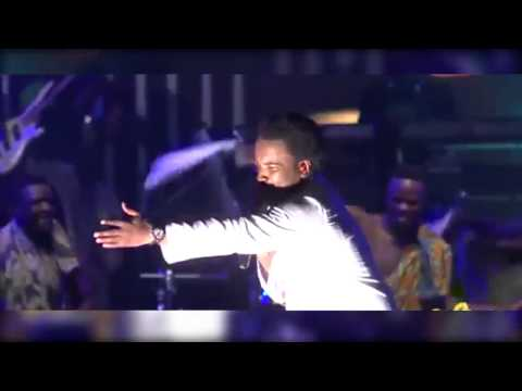 Sonnie Badu Live at the Accra Sports Stadium Accra Ghana (Wonder God)