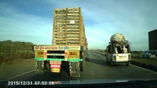 DashCam Indian Highways