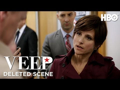 VEEP Season 3: Episode 9 Deleted Scene (HBO)