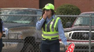 Crossing Guards provide safety tips for first day of school