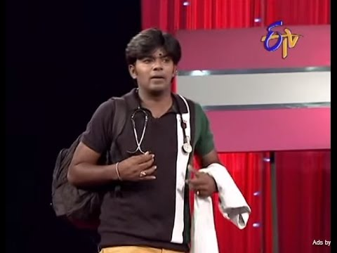 Jabardasth - జబర్దస్త్ - Sudigaali Sudheer Performance on 21st August 2014