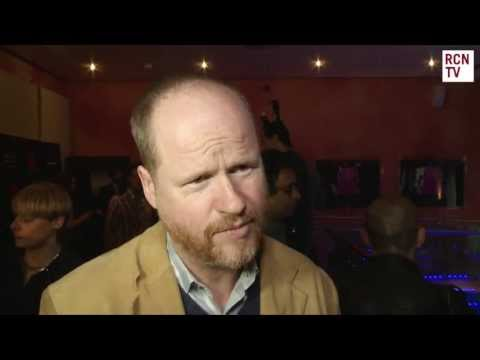 Joss Whedon Interview -  Much Ado About Nothing London Premiere