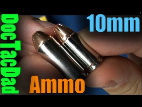 10mm Ammo