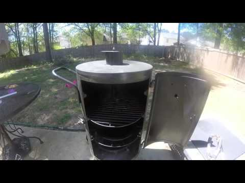 brinkmann trailmaster tutorial series bbq temperature control how to make do everything. Black Bedroom Furniture Sets. Home Design Ideas