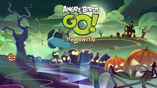 Angry Birds Go! - NEW Halloween Update! - Best App For Kids - iPhone/iPad/iPod Touch