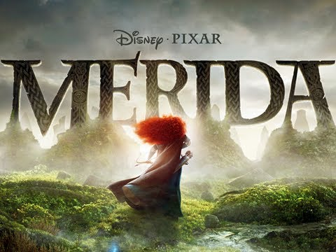 Merida - Legende der Highlands | Deutscher Trailer HD