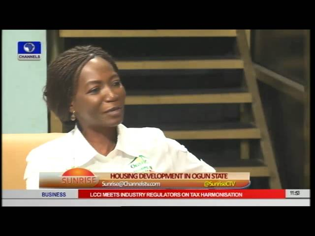 Focusing On Housing Development In Ogun Pt 3