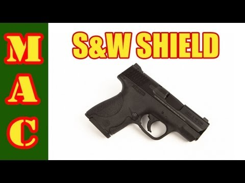 S&W M&P Shield 9mm Review