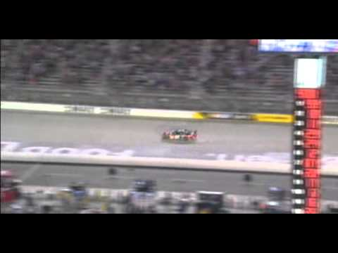 kyle bush and carl edwards fight