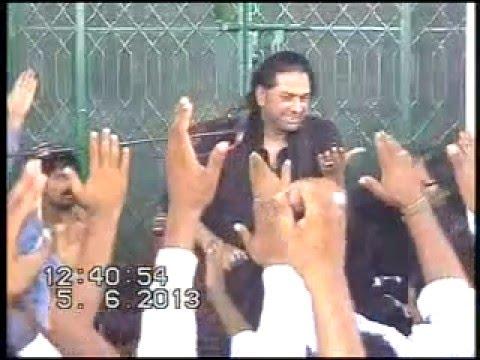 Allama Nasir Abbas shaheed biyan Sheer ki Zindgi