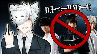Death Note: Japanese TV Drama SUCKS!
