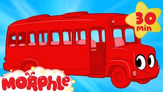 My Red Bus - My Magic Pet Morphle Video For Kids