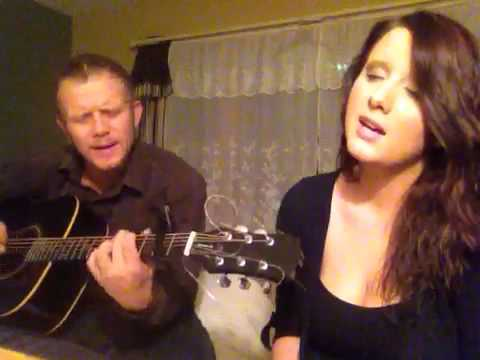 Whiskey Lullaby Cover By Alesha And Jimmy Stephens video