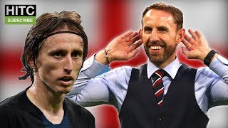 ENGLAND V CROATIA: REVENGE FOR EURO 2008?