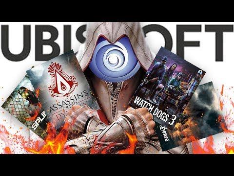UBISOFT НА E3 2018